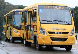 Governo investe 162 milhões em creches e ônibus escolares