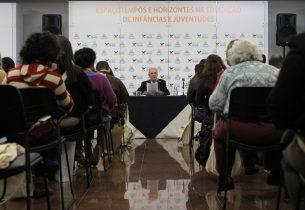 4º Congresso Marista de Educação, Edição Internacional, com o tema ?Espaçotempos e horizontes na educação de infâncias e juventudes?