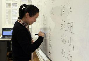 Em Franca, parceria estreita laços entre alunos da rede estadual e a China